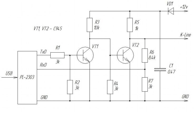 Cadillac Sts Fuse Box Usb K Line Adapter Scheme Pinout Diagram Pinoutguide Com