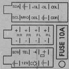 Buick Stereo Wiring Diagram 1985 Ez Go Golf Cart Opel Philips Sc804 Head Unit Pinout @ Pinoutguide.com