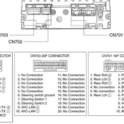 Fujitsu Ten Car Stereo Isuzu Wiring Diagram 1998 Toyota Camry Engine 16852, 17828 (86120-33700 Head Units Pinout @ Pinoutguide.com