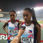 All eyes on Richardson's lead charge at Asian Youth Games (rev 1)