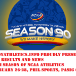 2015 Philippines NCAA Athletics (rev 1)