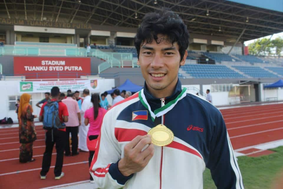 Jesson Cid 'Panda' Ramil Cid - The Iron man of South East Asia