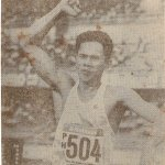 Only three Filipino Track and Field ever make the Current Olympic Standards (rev 1)