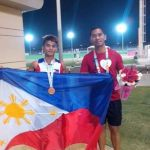 Belibestre wins RP first asian youth medal