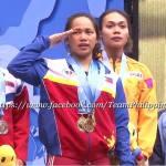 Hildilyn Diaz Asian Champion