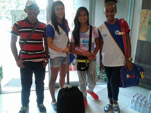 Hapitan, Feiza, Gianelli and Karen