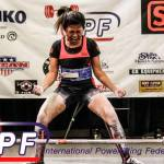 JOAN MASANGKAY Sets NEW WORLD RECORD at World Championships