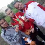 Samantha Limos 100m Children of Asia Bronze
