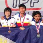 Team Philippines Report  2016 WORLD JUNIOR & SUB-JUNIOR POWERLIFTING CHAMPIONSHIPS