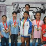 4 ATHLETES CYBER MUSCLE TEAM, AIM NEW PHILIPPINE NATIONAL POWERLIFTING RECORDS