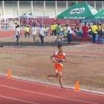 2017 Palarong Pambansa Day 1: Labansad Shocks with 3000m Girls Win