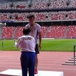 Singapore Open: Francis Medina Hits SEA Games Bronze 400 Hurdles