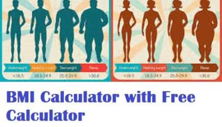 Ideal height and weight, Formulae for ideal UPDATED