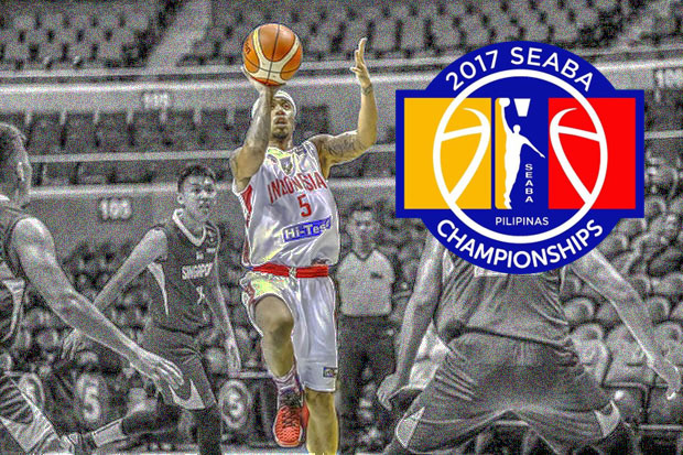 Indonesia vs Vietnam - 2017 SEABA Championships Live Streaming (May 15, 2017)