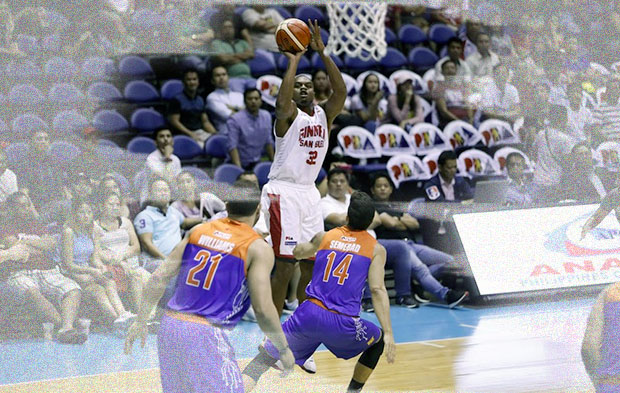 PBA Results: Justin Brownlee Hot Shooting Leads Ginebra Win Game 3