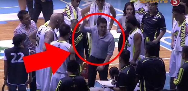 Coach Franz Pumaren Got Upset With Stanley Pringle Of Not Hustling On Defense