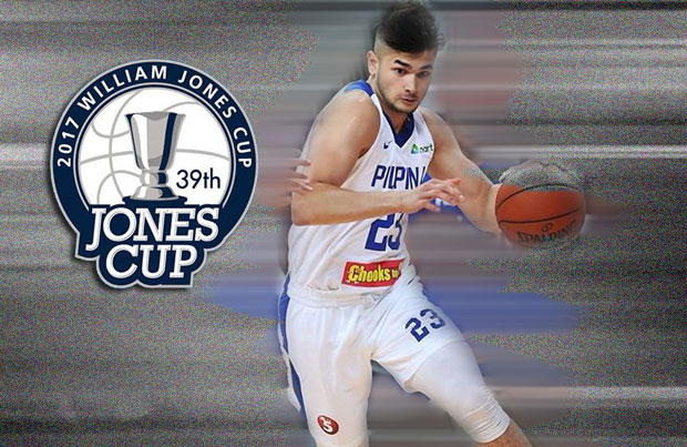 Philippines (Gilas Pilipinas) vs Iraq - 2017 William Jones Cup Live Streaming (July 20, 2017)