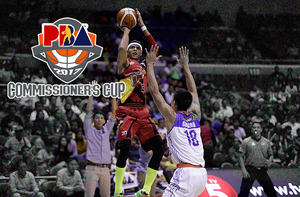 San Miguel vs Talk 'N Text Game 6 | PBA Livestream - 2017 PBA Commissioner's Cup Finals