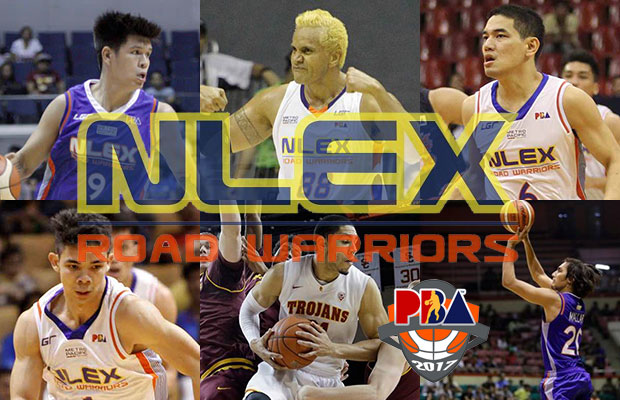 NLEX Road Warriors Roster - 2017 PBA Governor's Cup