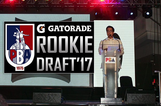 2017 PBA Rookie Draft Livestreaming