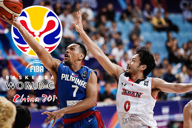 Philippines (Gilas Pilipinas) vs Japan - 2019 FIBA World Cup Asian Qualifiers Live Streaming (November 24, 2017)