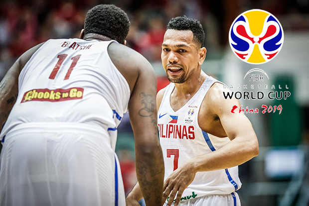 Philippines (Gilas Pilipinas) vs Chinese Taipei - 2019 FIBA World Cup Asian Qualifiers Live Streaming (November 27, 2017)