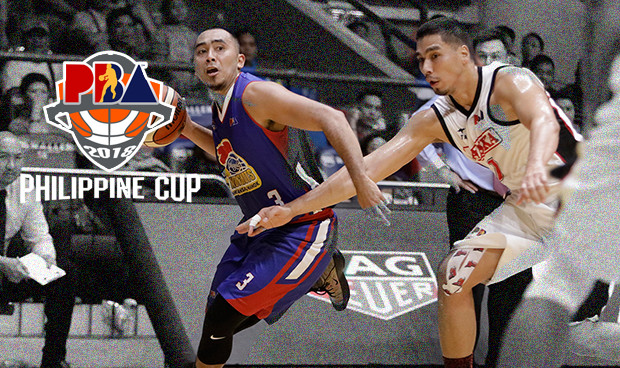 Replay: Magnolia vs Alaska - 2017-18 PBA Philippine Cup (Elimination Round)