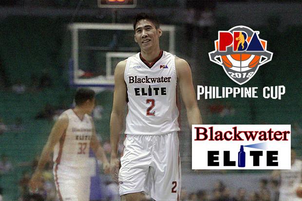 Blackwater Elite Roster - 2017-18 PBA Philippine Cup