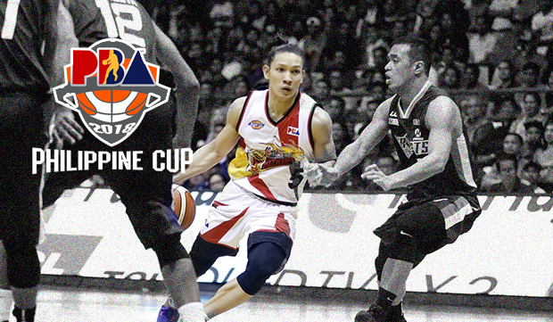 Replay: San Miguel vs Meralco - 2017-18 PBA Philippine Cup (Elimination Round)