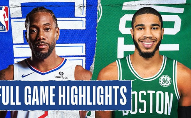 Nba Highlights Celtics Past Clippers In Double Ot