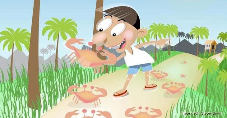 Si Juan at ang mga Alimango