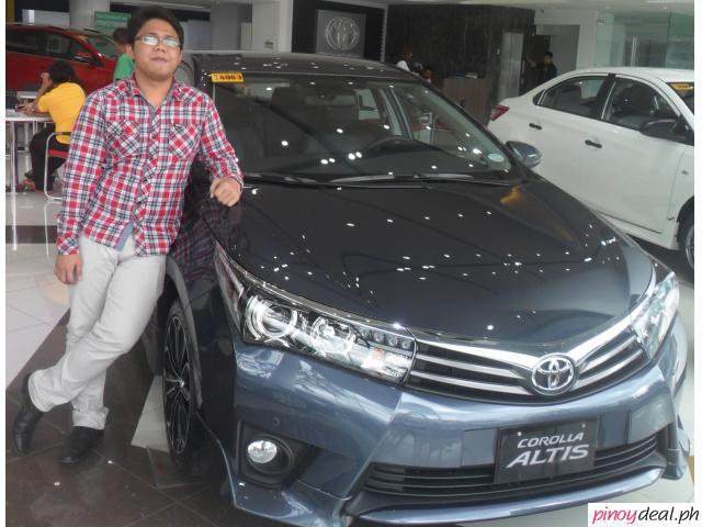 brand new toyota altis for sale philippines all alphard 3.5 q corolla best promo makati buy