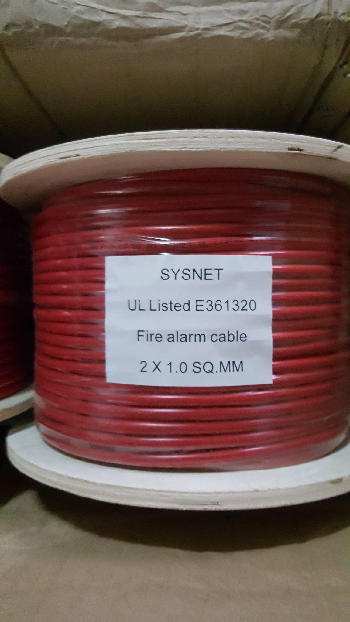 hight resolution of 2000 php fire alarm cable sysnet brand