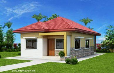 Simple Yet Elegant 3 Bedroom House Design SHD 2017031 Pinoy ePlans