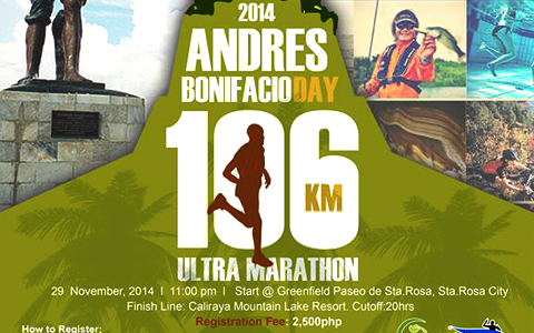 Runners Quotes Wallpapers 106k Andres Bonifacio Day Ultramarathon Greenfield City
