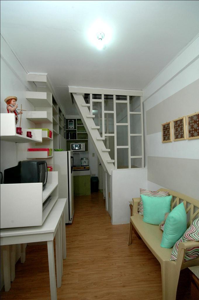 UP Interior Design Students Upgrade Gawad Kalinga Homes