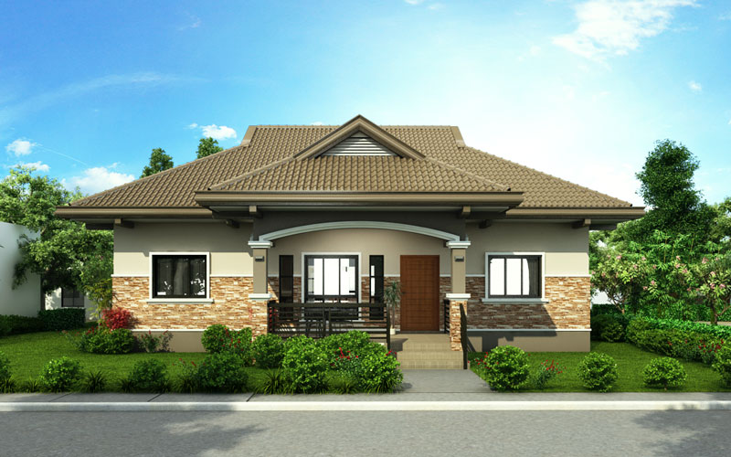 One Storey House Design 2015002 Pinoy House Designs