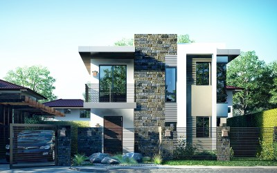 modern plan storey designs pinoy architectural floor houses story contemporary building sq residence materials architecture simple bedroom area appearance garage