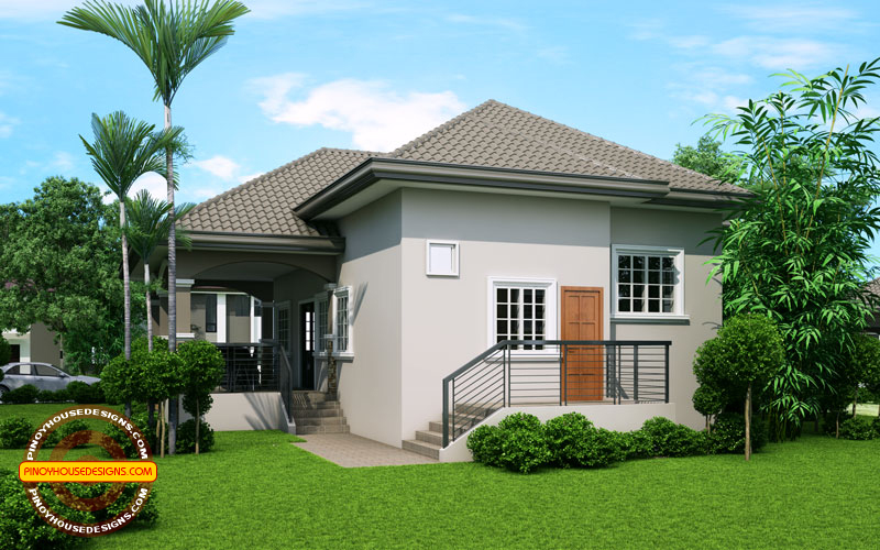 Elevated One Storey House Design Phd 2015022 Pinoy House