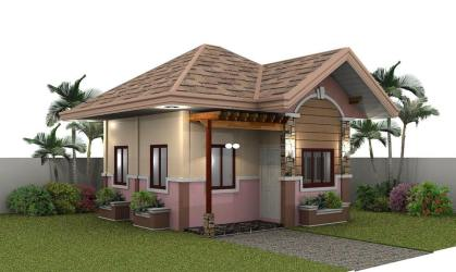 Affordable Small House Designs Ready for Construction Pinoy House Designs