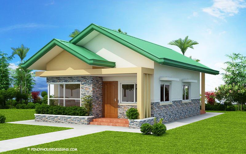 Phd 2017037 View03 Pinoy House Designs Pinoy House Designs