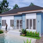 Single Storey Modern House With 3 Bedrooms Pinoy House Designs Pinoy House Designs
