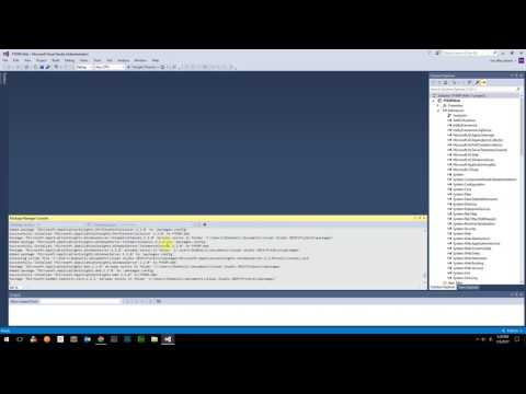 How To reinstall NuGet Packages on Visual Studio 2015