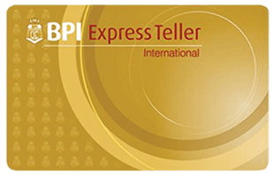 Gold BPI Express Teller - multiple-entry visa for 3-5 years