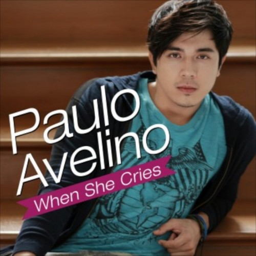 Paulo Avelino first Single is entitled: When She Cries