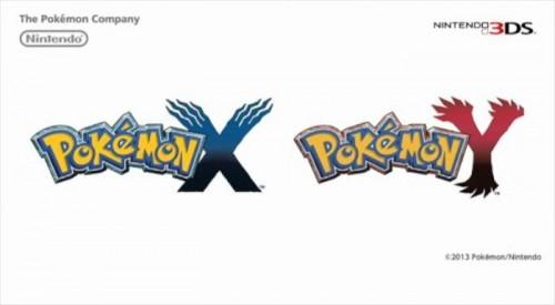 Pokemon X & Y for Nintendo 3DS