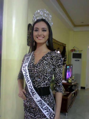 Mutya Johanna Datul - Miss Supranational 2013