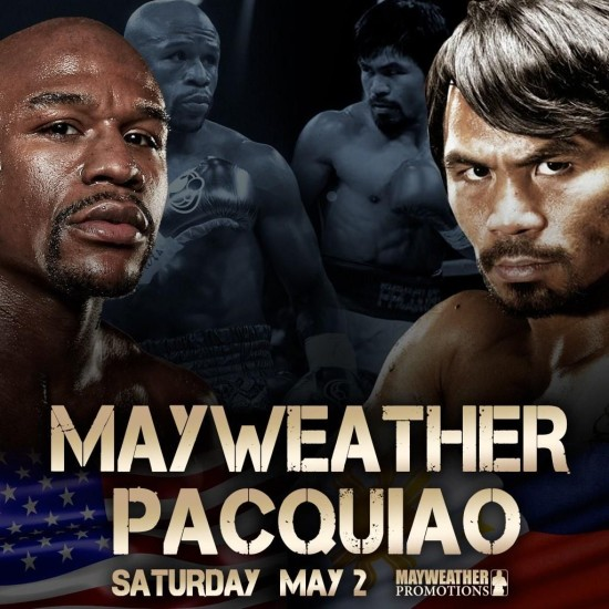 Mayweather - Pacquiao Boxing Fight