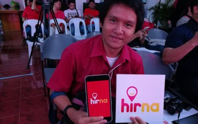 HirNa is here! Davao City's new Grab alternative for 2018