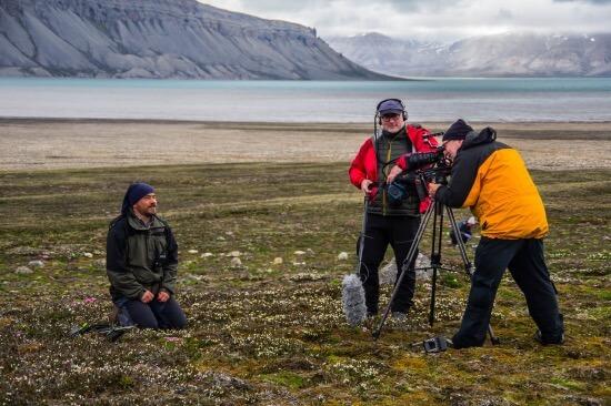 Čeští vědci vtající Arktidě